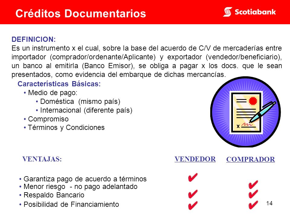 Créditos Documentarios