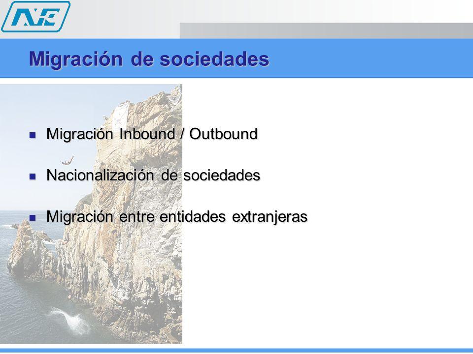 Migración de sociedades