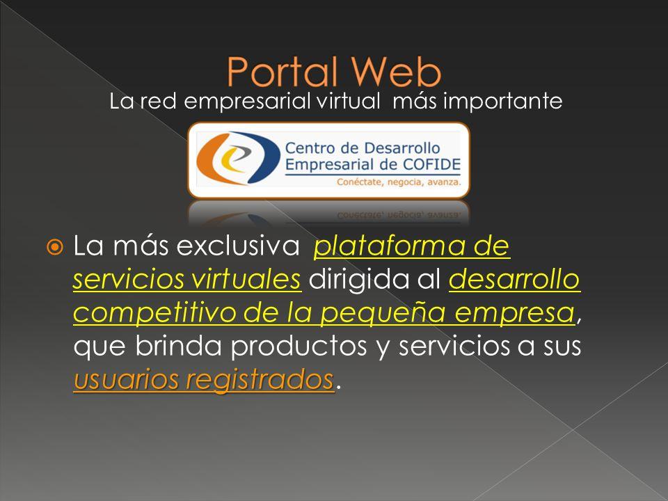 La red empresarial virtual más importante