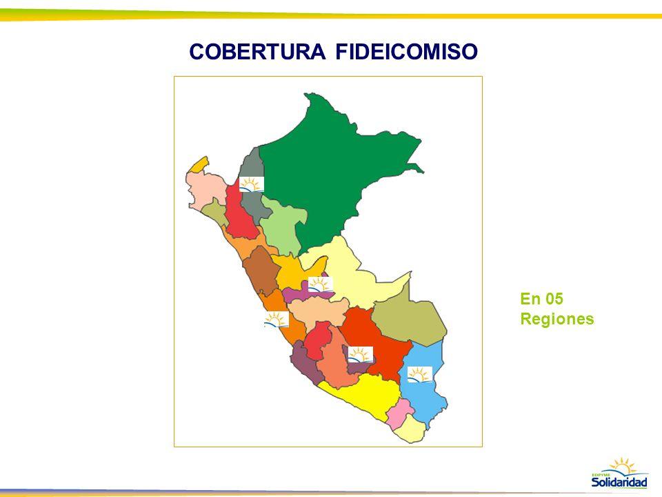 COBERTURA FIDEICOMISO