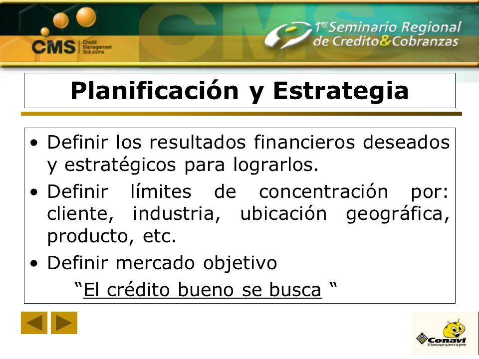 Planificación y Estrategia