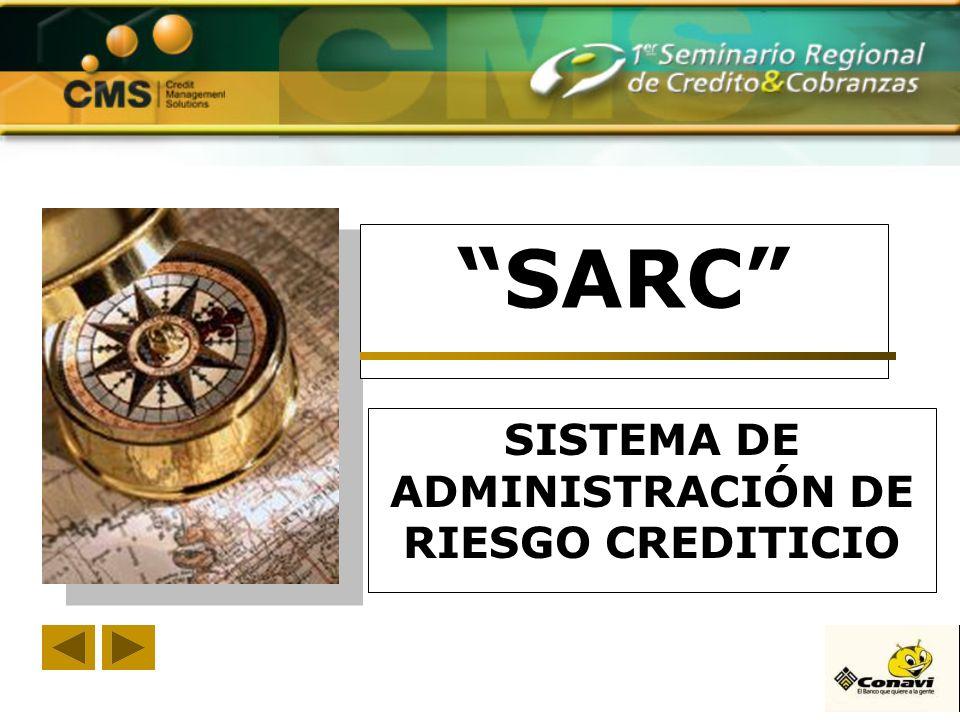 SISTEMA DE ADMINISTRACIÓN DE RIESGO CREDITICIO