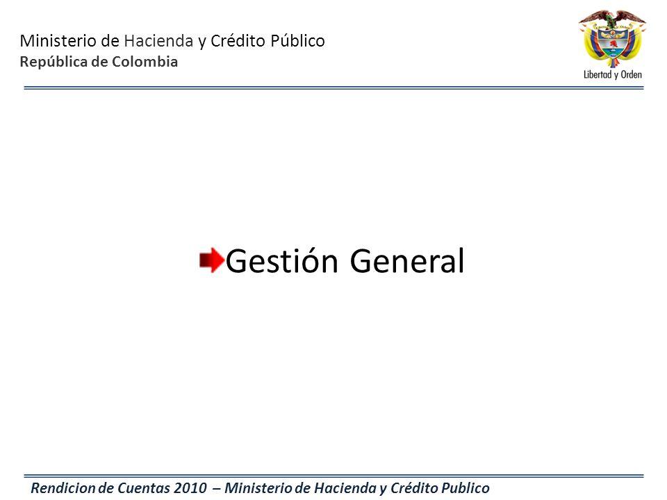 Gestión General