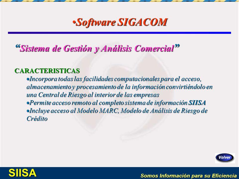 Sistema de Gestión y Análisis Comercial