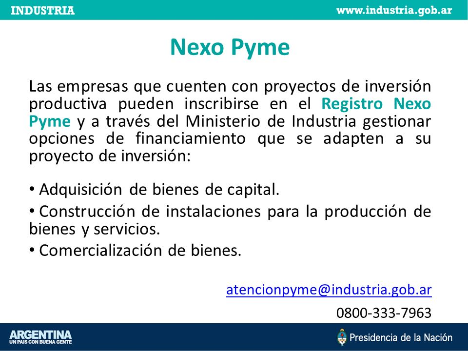 Nexo Pyme