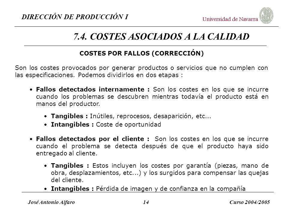 COSTES POR FALLOS (CORRECCIÓN)