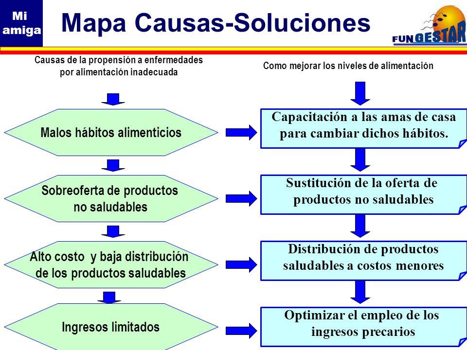 Mapa Causas-Soluciones