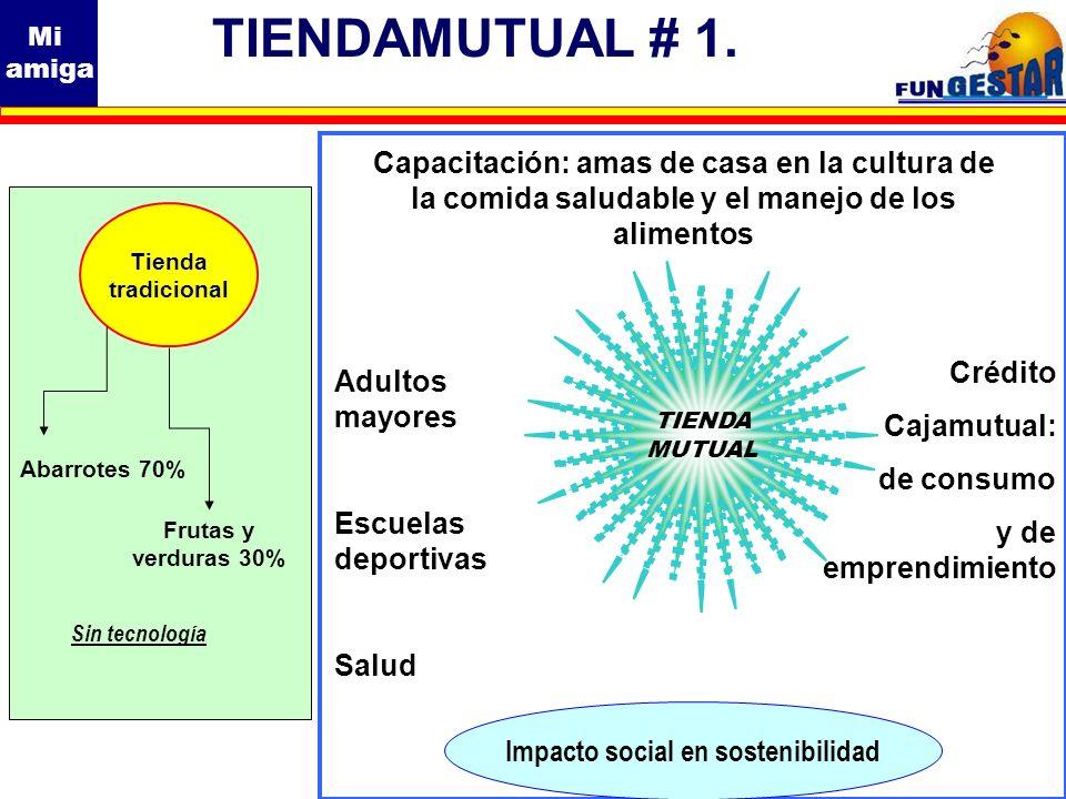 Impacto social en sostenibilidad