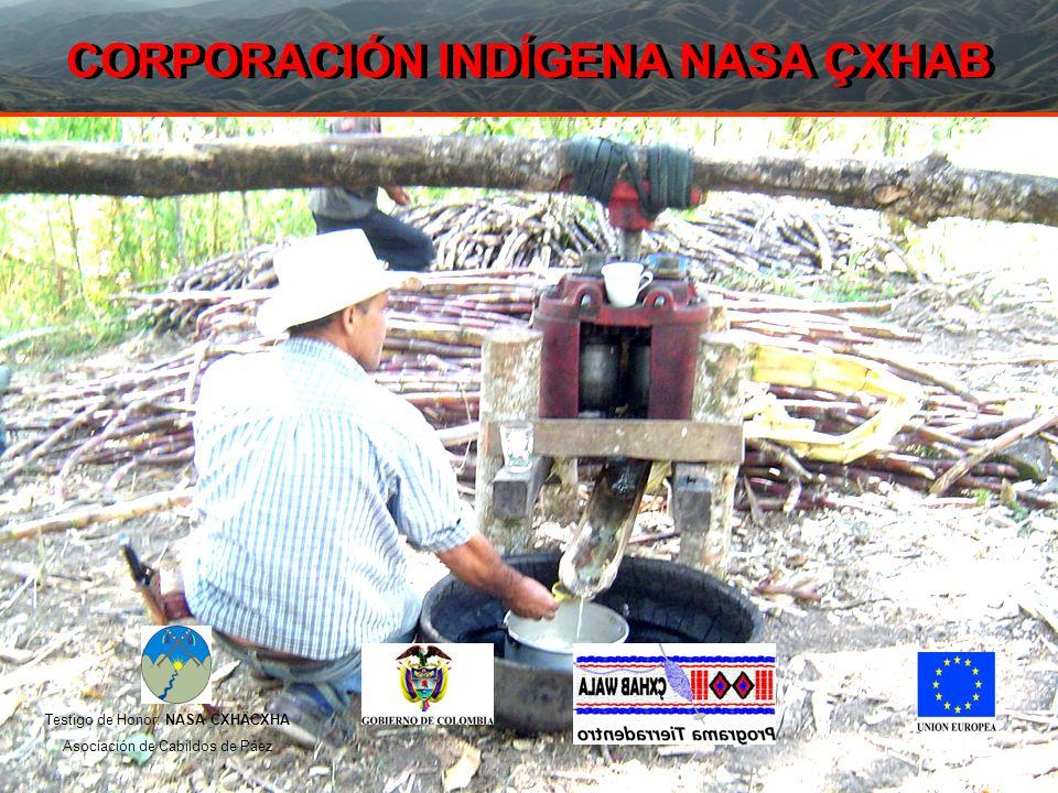 CORPORACIÓN INDÍGENA NASA ÇXHAB