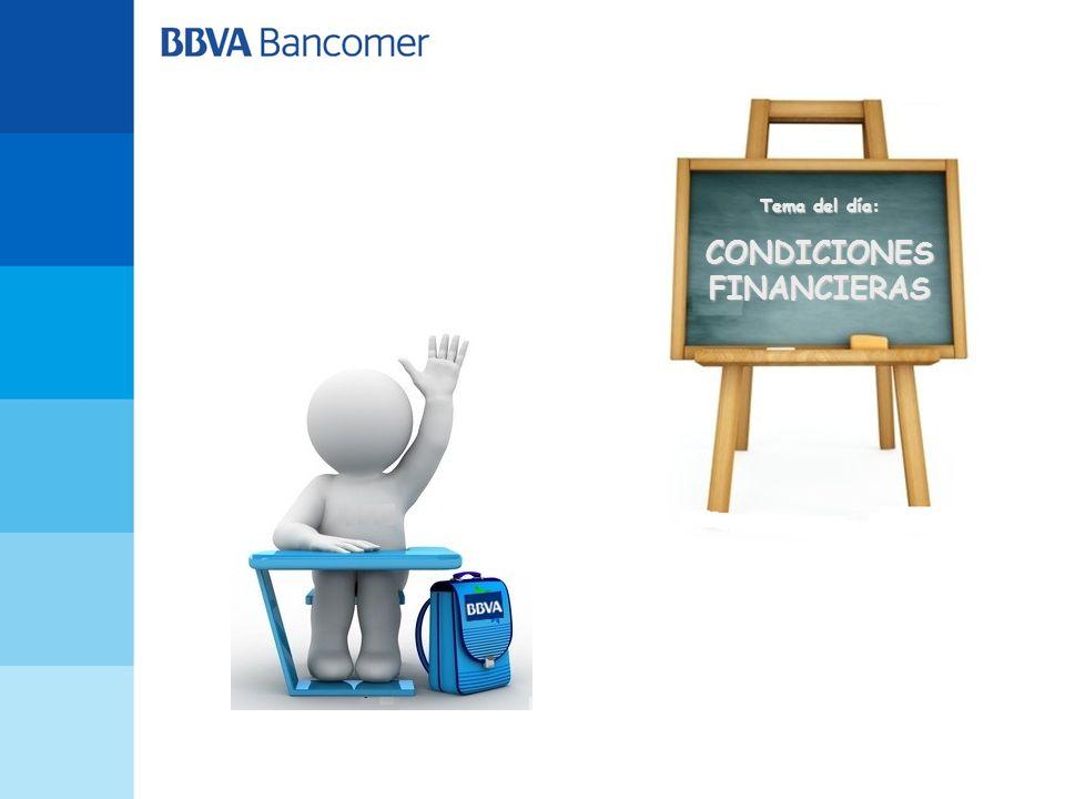 CONDICIONES FINANCIERAS