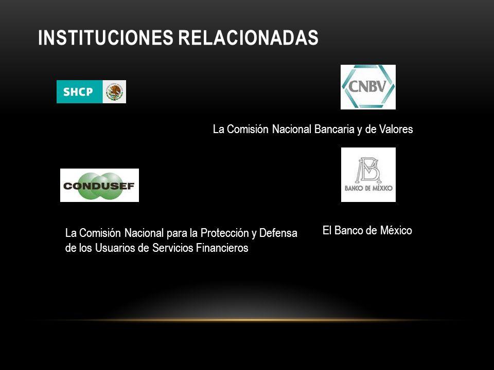 Instituciones Relacionadas