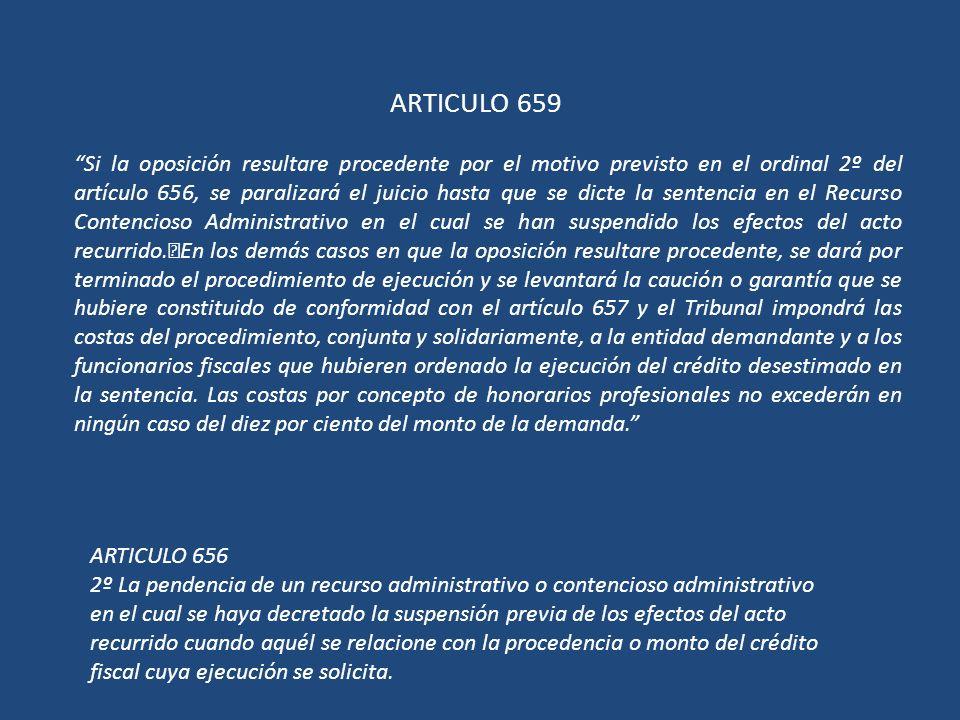 ARTICULO 659