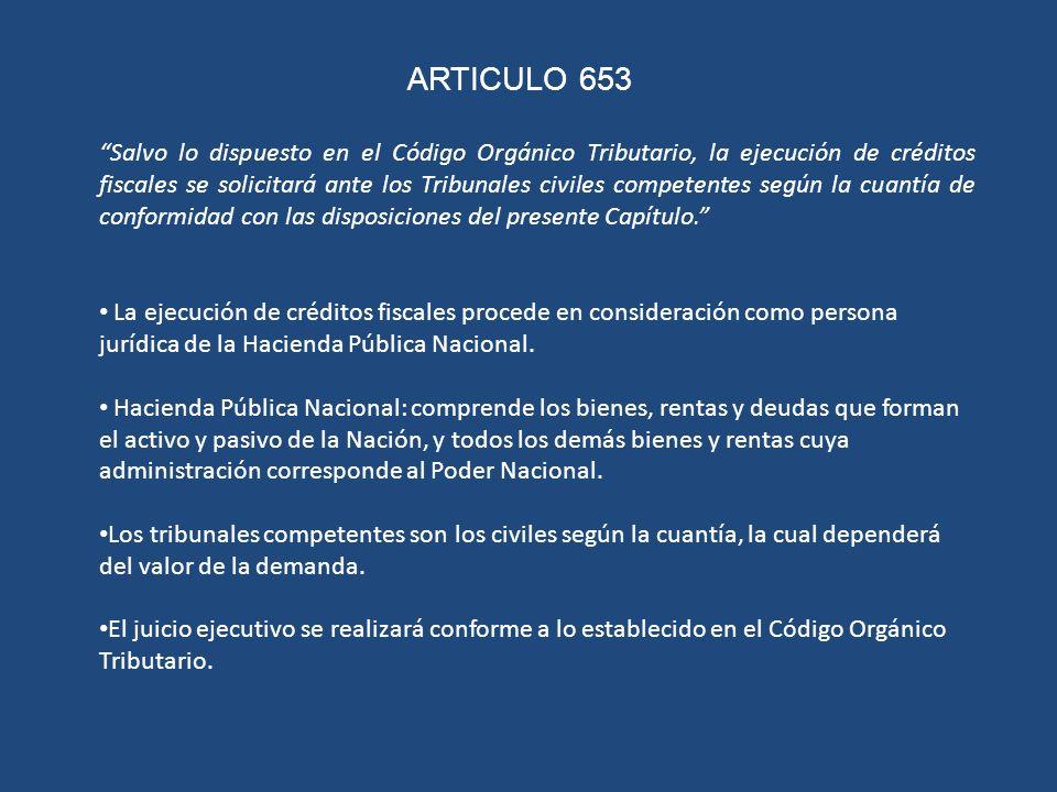 ARTICULO 653