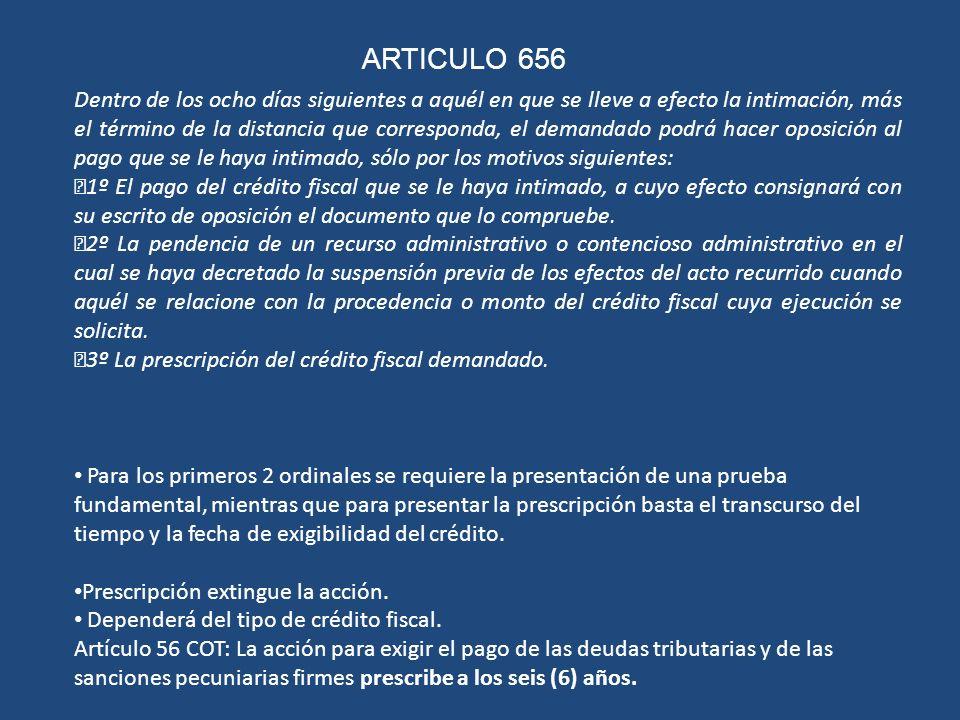 ARTICULO 656