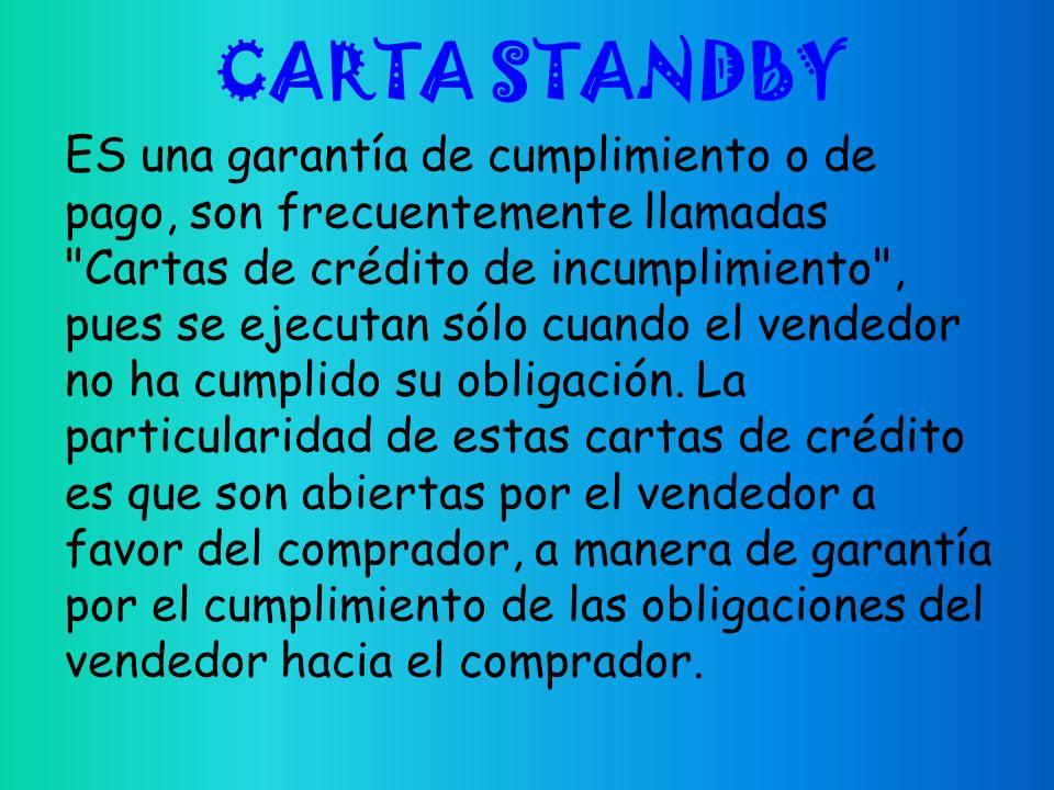 CARTA STANDBY