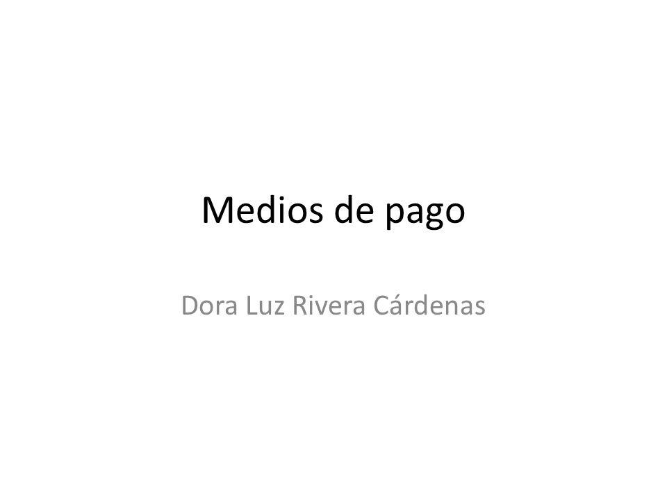 Dora Luz Rivera Cárdenas