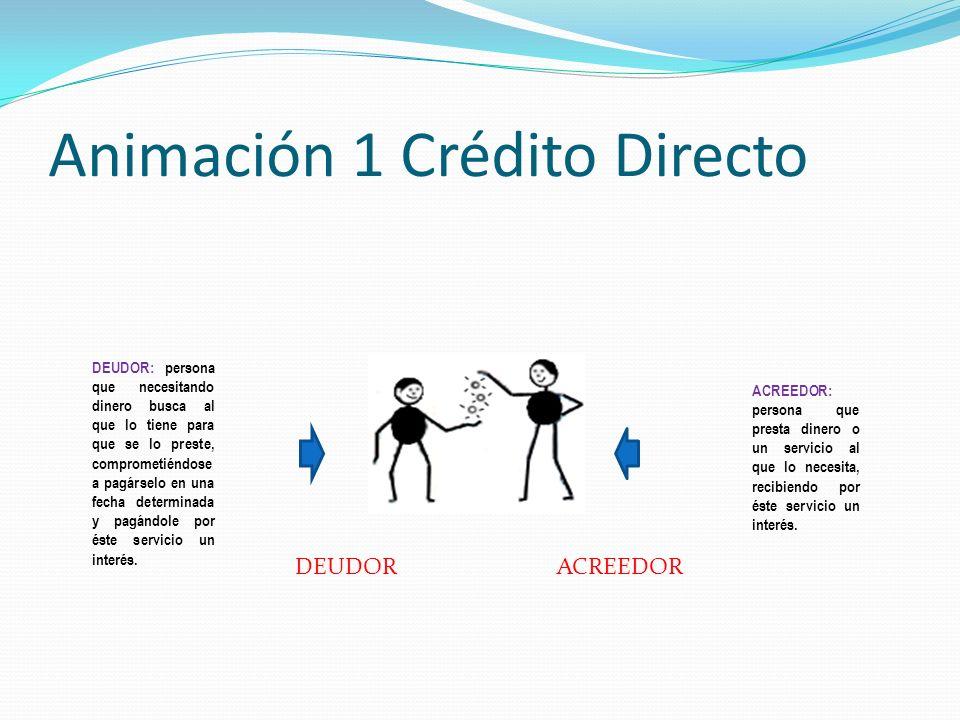 Animación 1 Crédito Directo