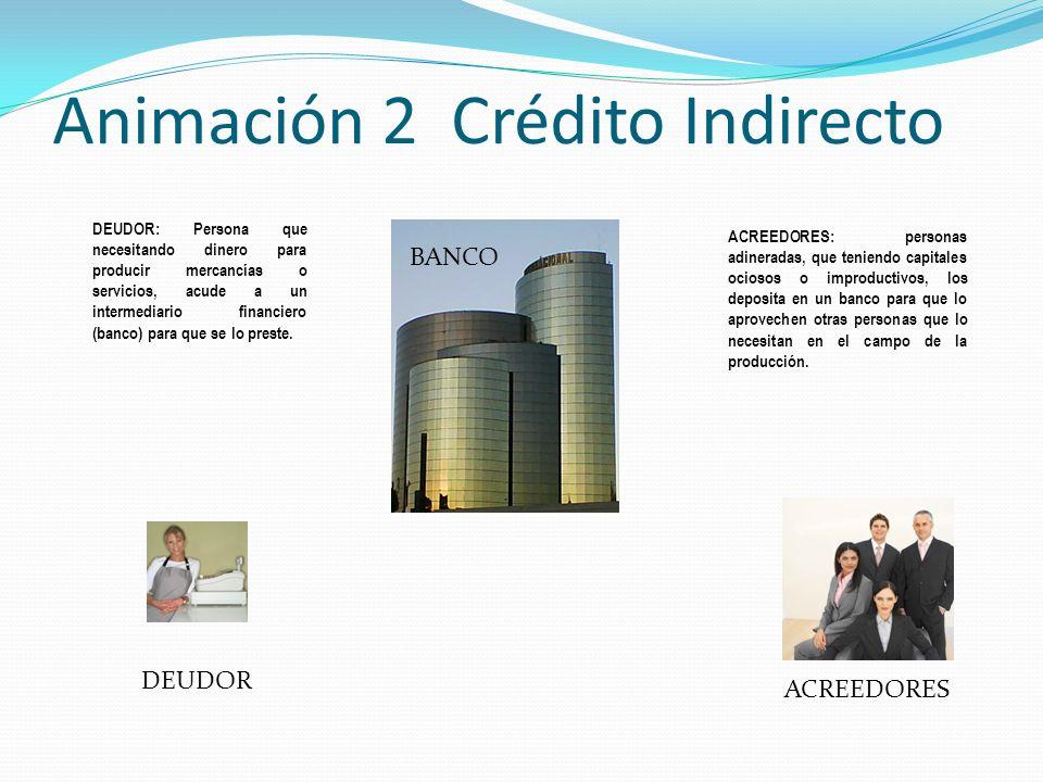 Animación 2 Crédito Indirecto
