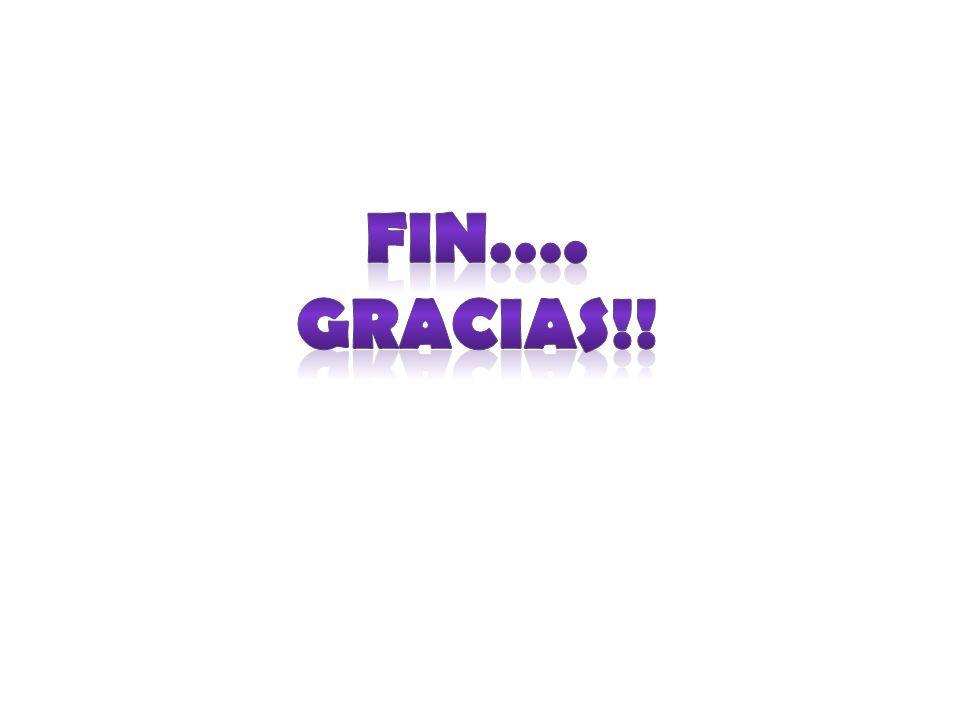 Fin…. Gracias!!