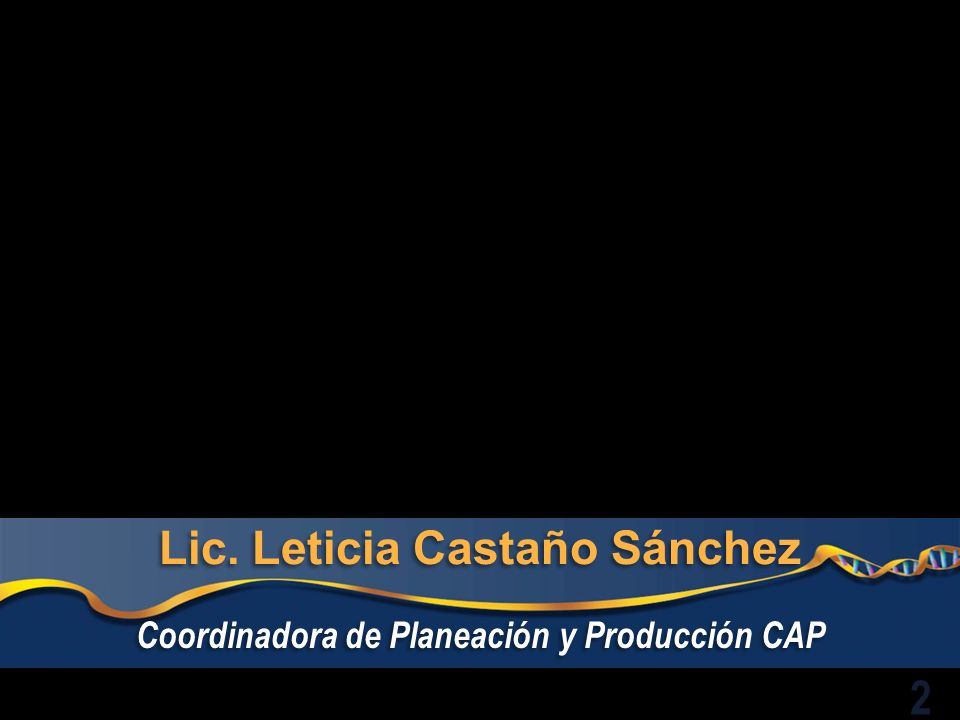 Lic. Leticia Castaño Sánchez