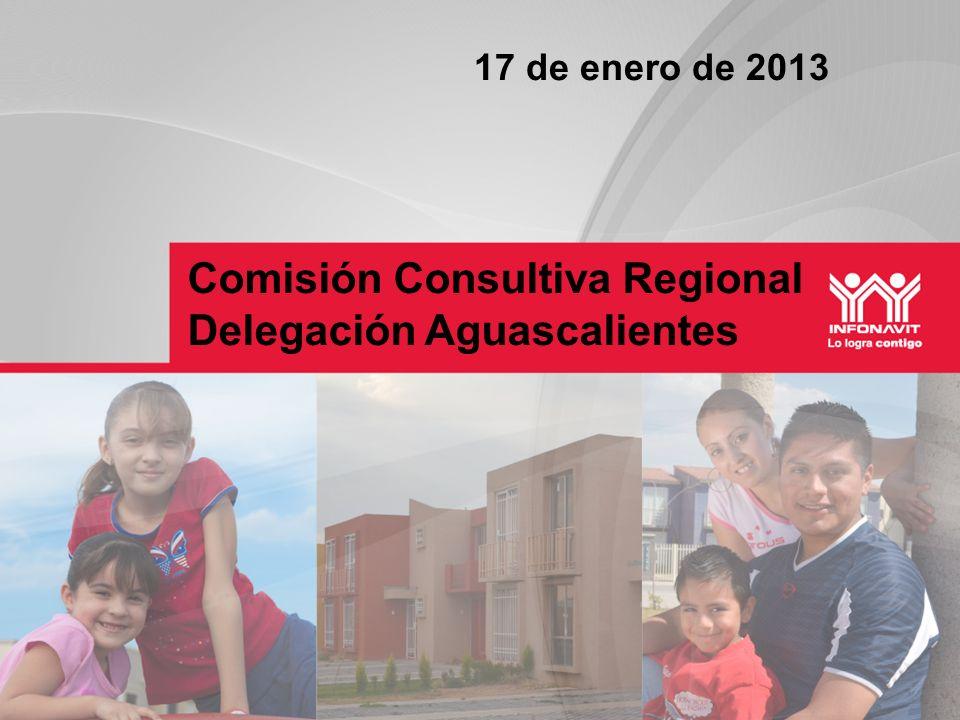 Comisión Consultiva Regional Delegación Aguascalientes