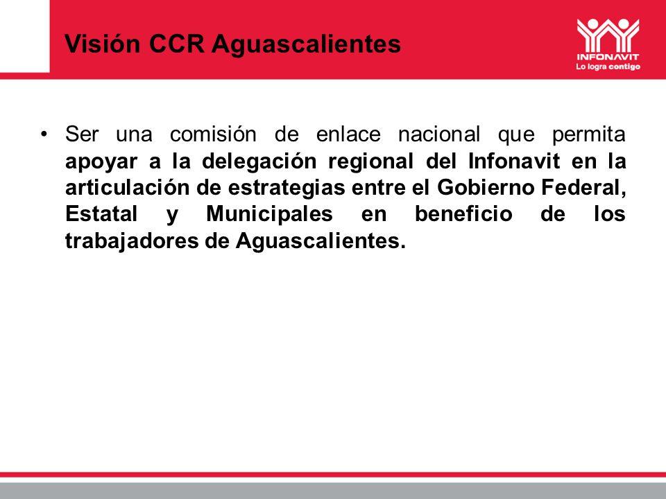 Visión CCR Aguascalientes