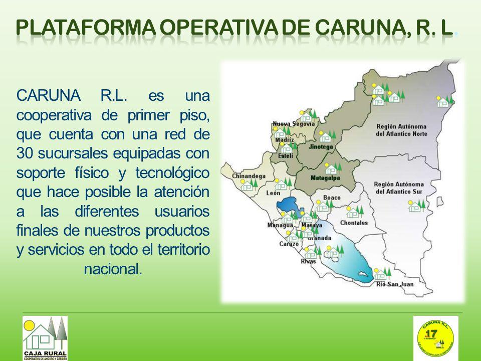 Plataforma operativa de caruna, r. l.