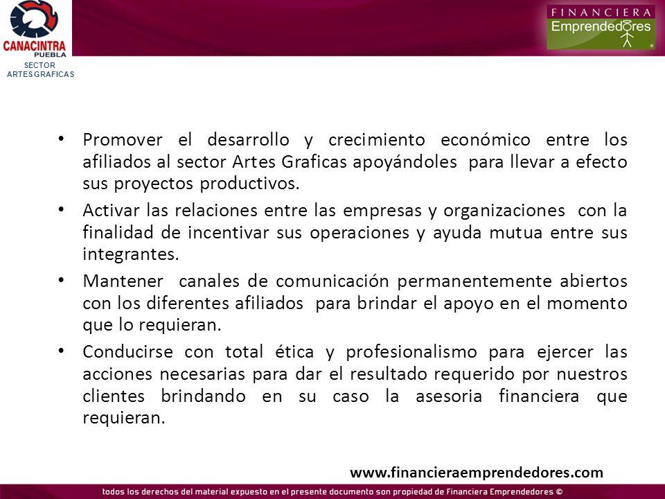 SECTOR ARTES GRAFICAS.