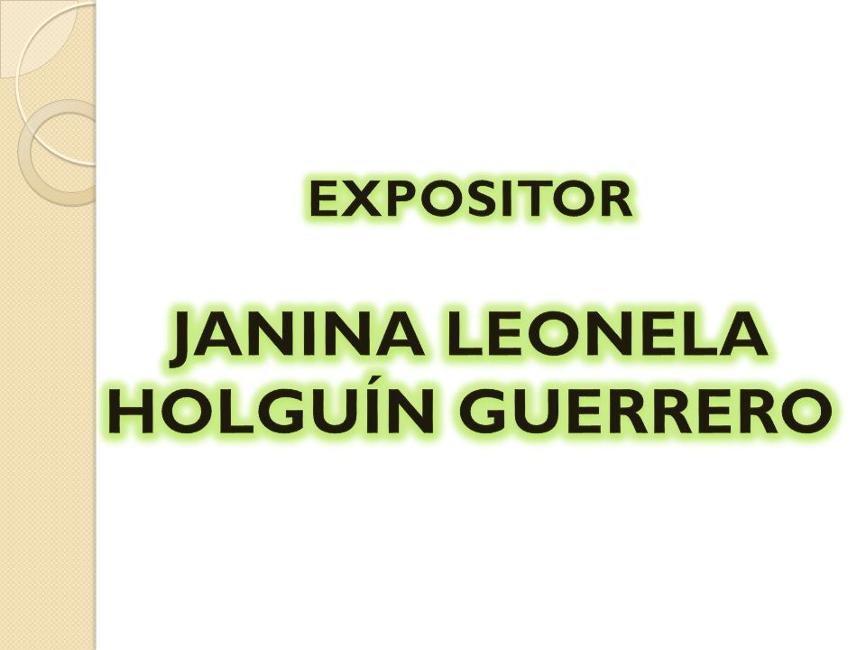 JANINA LEONELA HOLGUÍN GUERRERO