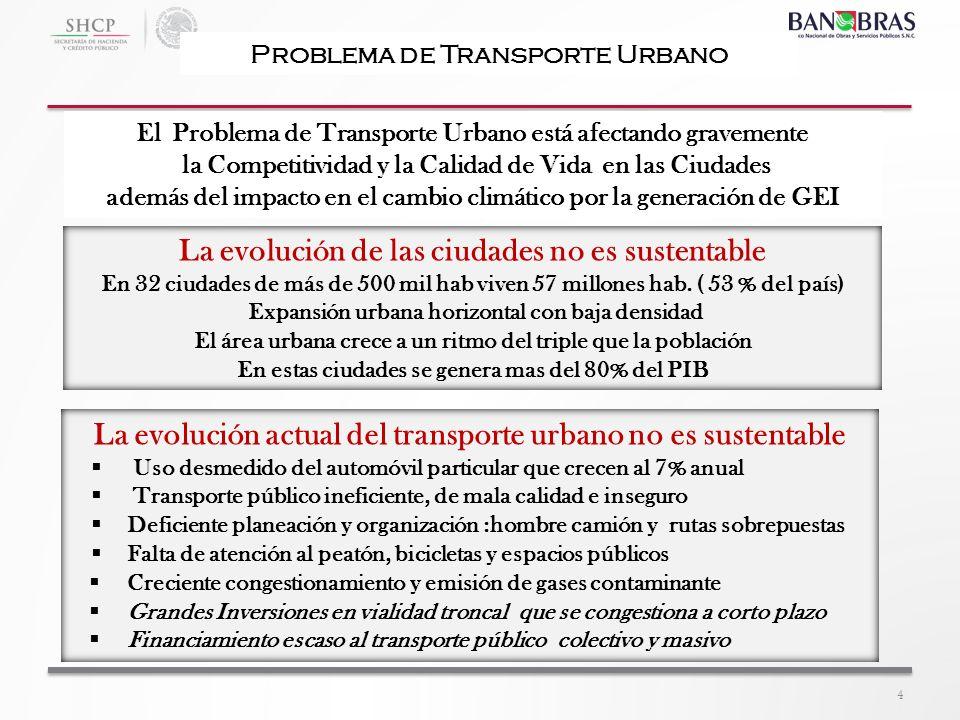 Problema de Transporte Urbano