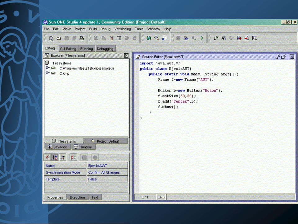 Entornos IDE (Integrated Development Environment)