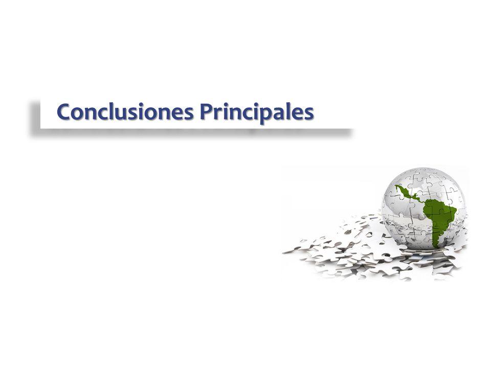Conclusiones Principales