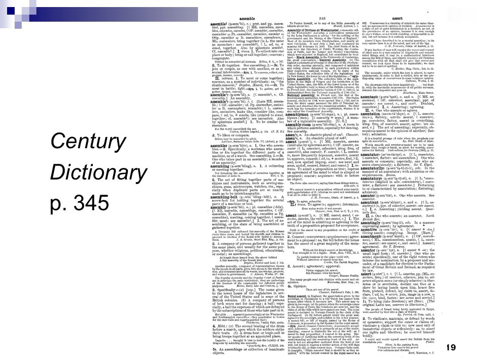 Century Dictionary p. 345