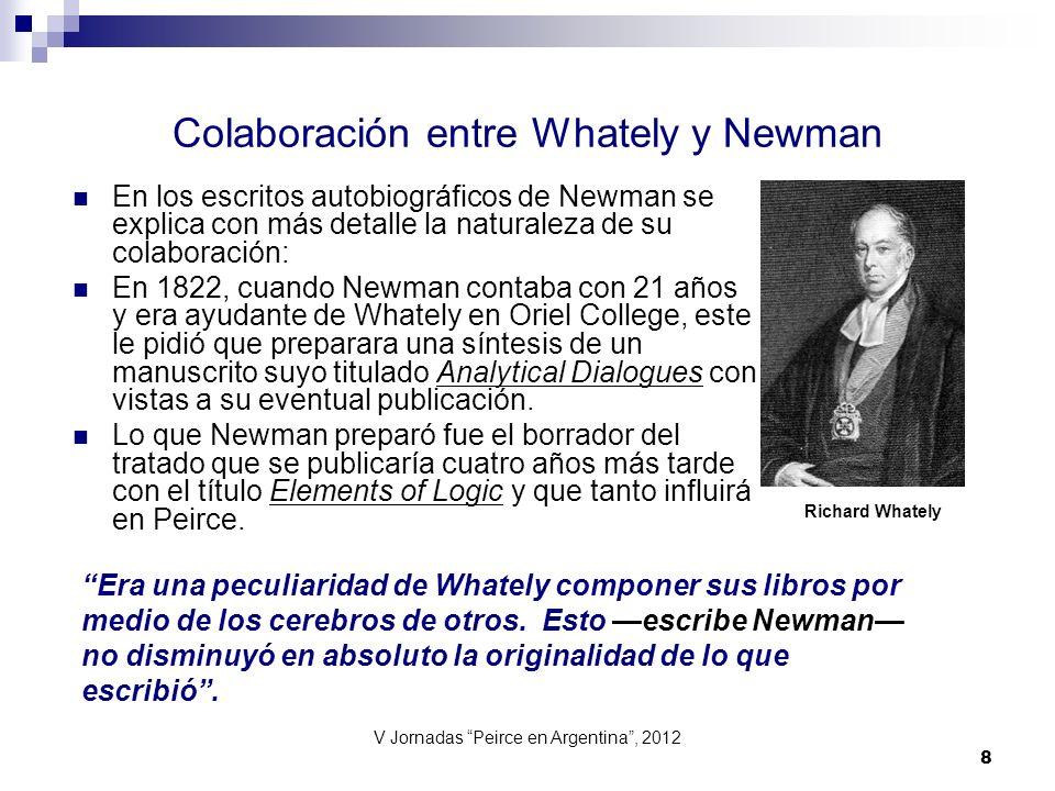 Colaboración entre Whately y Newman
