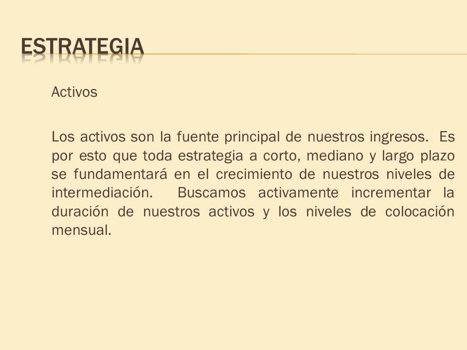Estrategia Activos.