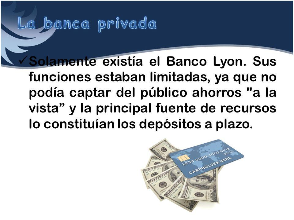 La banca privada