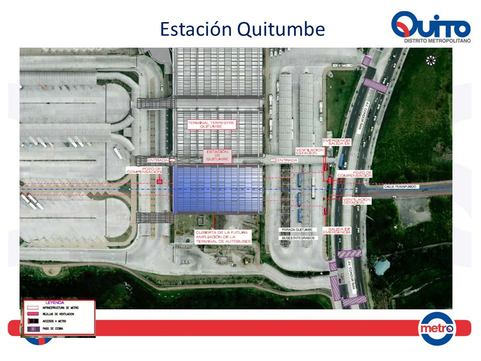 Estación Quitumbe