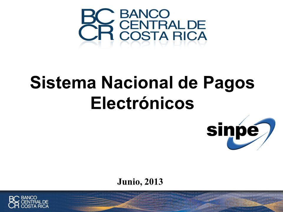 Sistema Nacional de Pagos Electrónicos