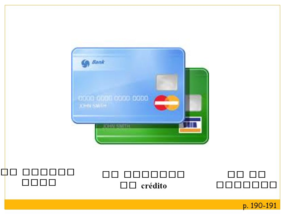 el precio fijo la tarjeta de crédito ir de compras