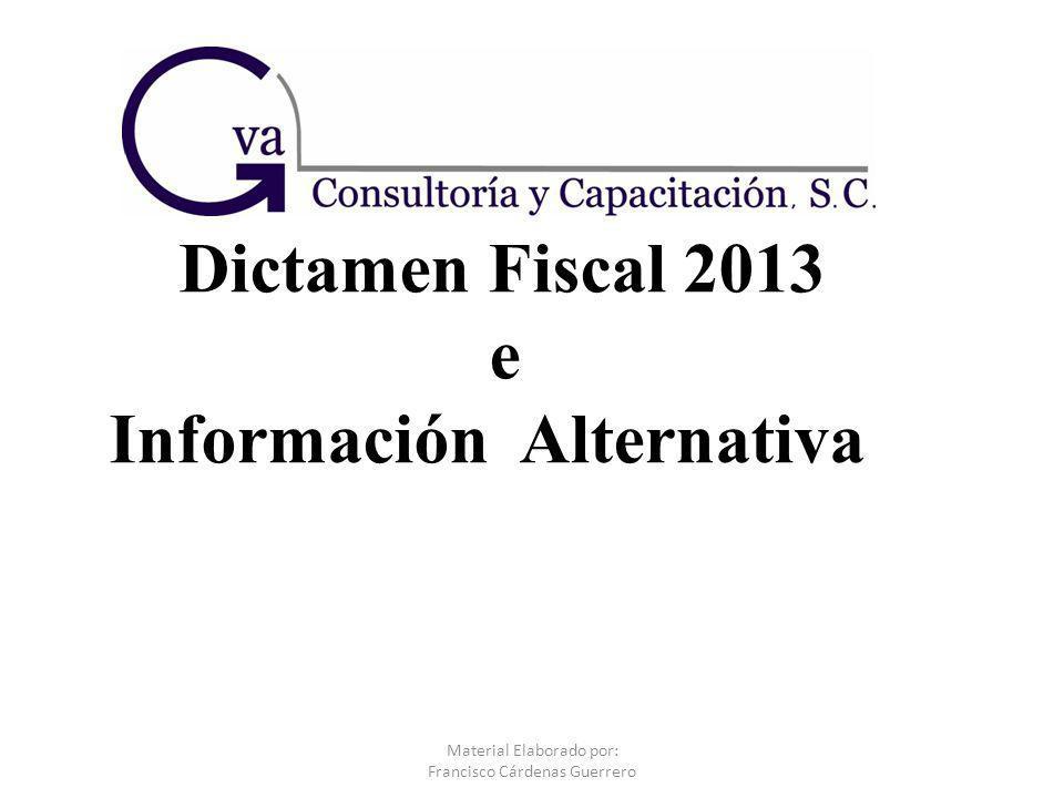 Información Alternativa