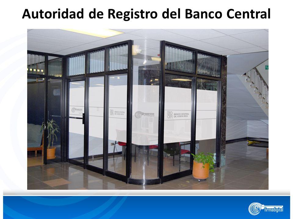Autoridad de Registro del Banco Central