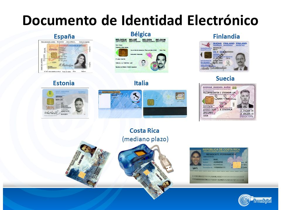Documento de Identidad Electrónico
