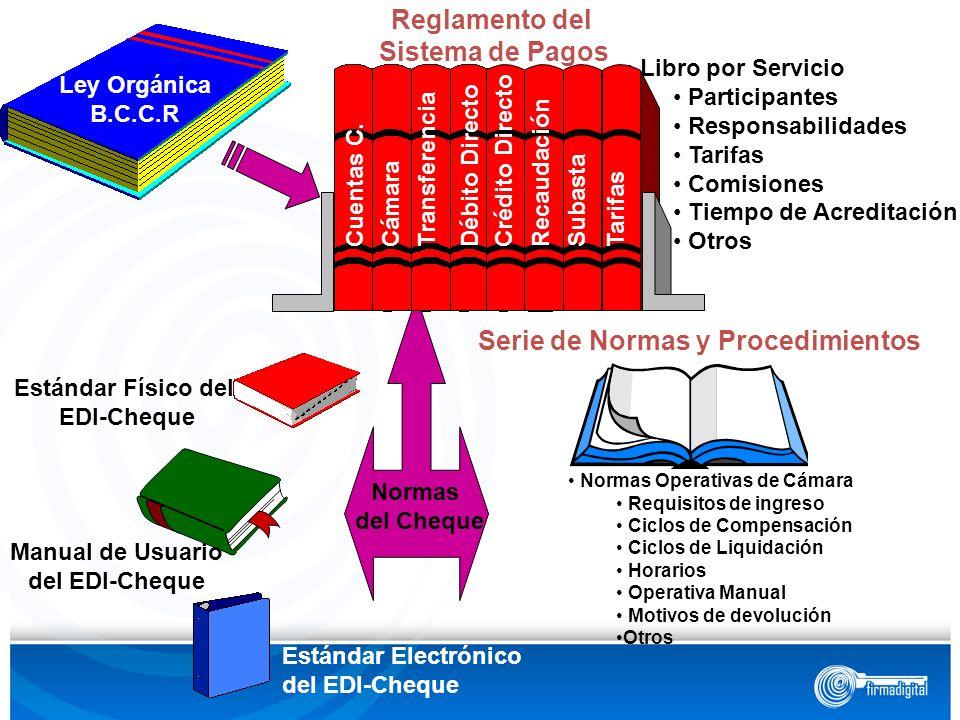 Serie de Normas y Procedimientos