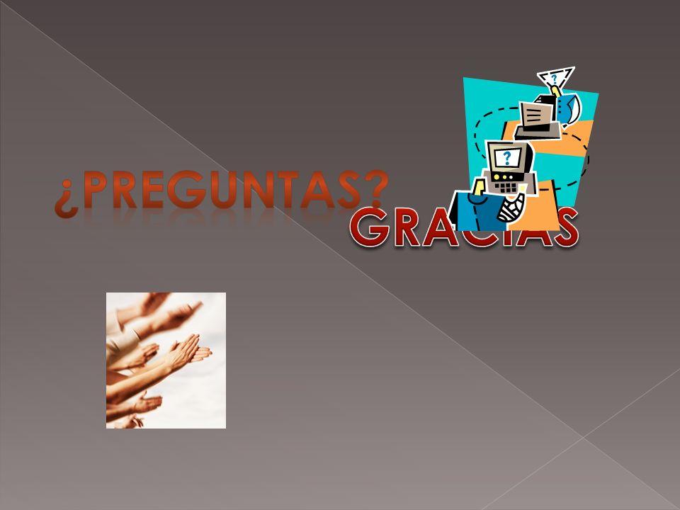 ¿PREGUNTAS GRACIAS