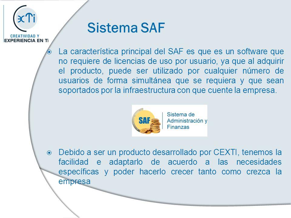 Sistema SAF