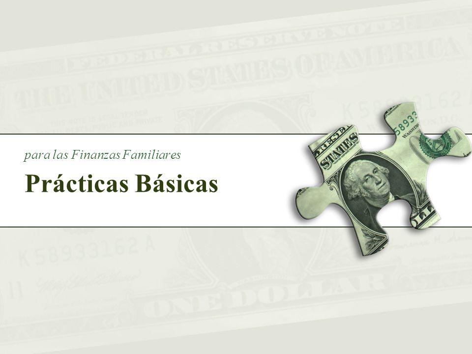 para las Finanzas Familiares