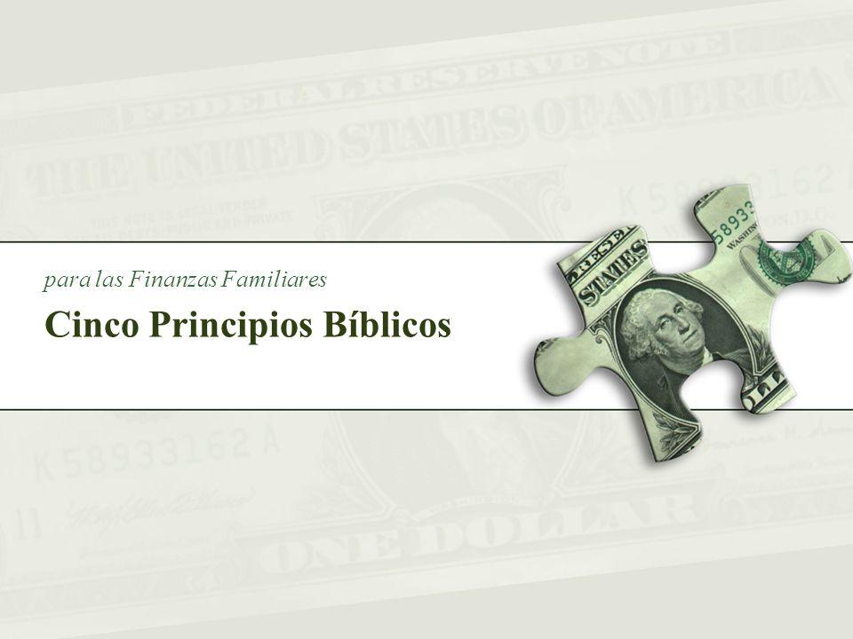 Cinco Principios Bíblicos