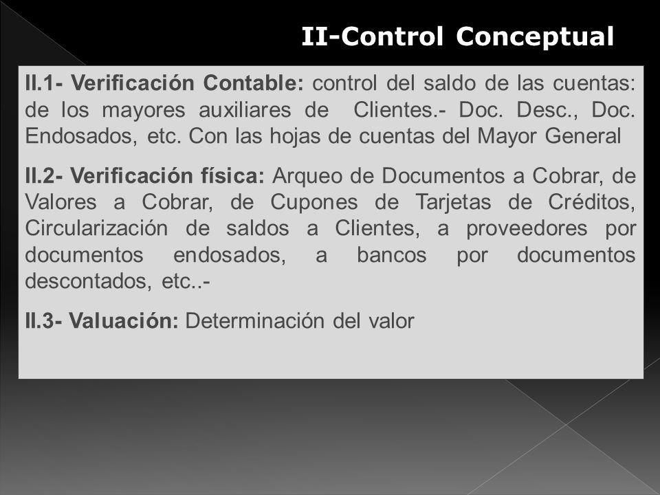 II-Control Conceptual