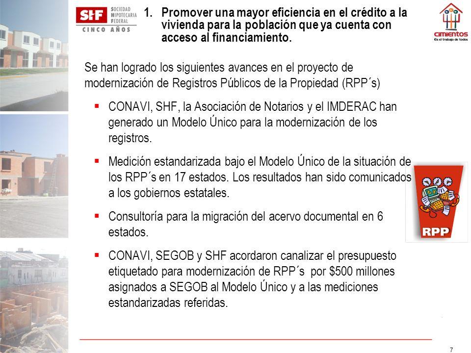 Consultoría para la migración del acervo documental en 6 estados.