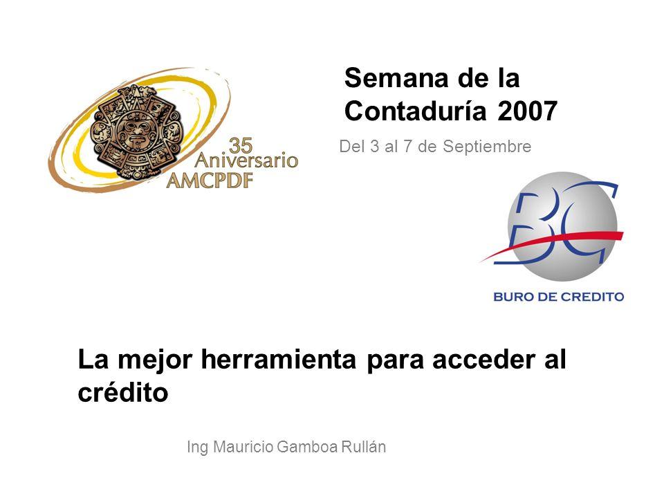 Semana de la Contaduría 2007